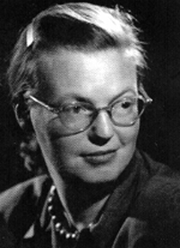 "Shirley Jackson, 1916-1965, one of the preeminent authors of classic American mystery and suspense fiction, best known for her short story ""The Lottery."""